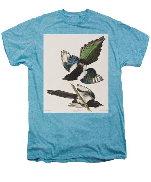 American Magpie Men's Premium T-Shirt