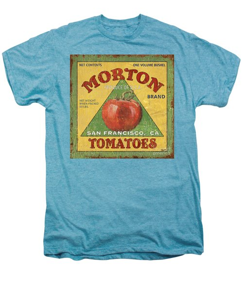 American Veggies 2 Men's Premium T-Shirt by Debbie DeWitt