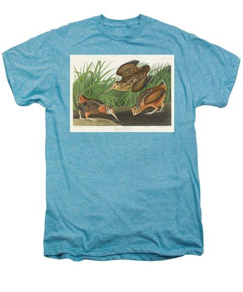 American Woodcock Men's Premium T-Shirt by John James
