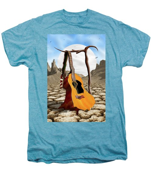 An Acoustic Nightmare Men's Premium T-Shirt by Mike McGlothlen