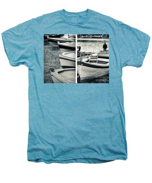 An Old Man's Boats Men's Premium T-Shirt