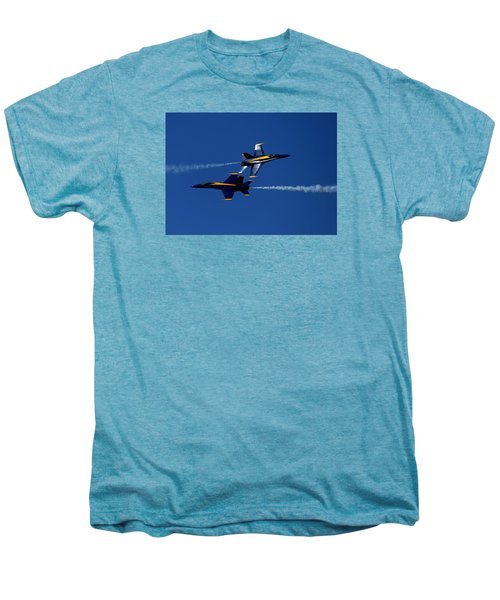 Angelic Convergence Men's Premium T-Shirt