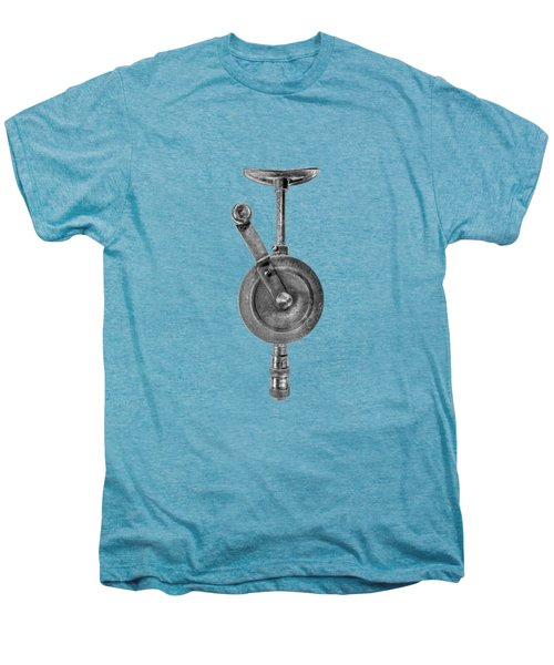 Antique Shoulder Drill Front Bw Men's Premium T-Shirt