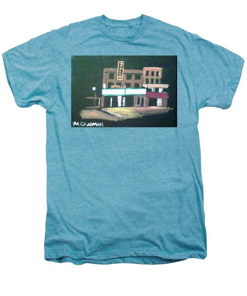 Apollo Theater New York City Men's Premium T-Shirt