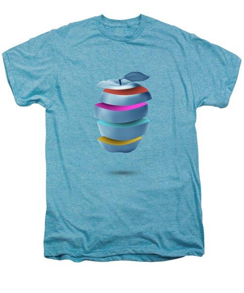 new York  apple Men's Premium T-Shirt