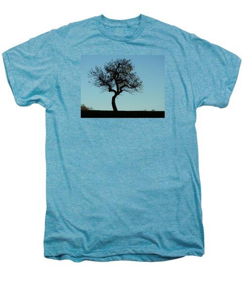 Apple Tree In November Men's Premium T-Shirt