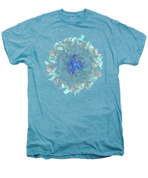Aqua Art By Kaye Menner Men's Premium T-Shirt by Kaye Menner