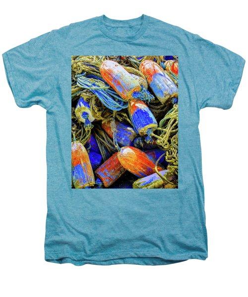 Aqua Hedionda Men's Premium T-Shirt