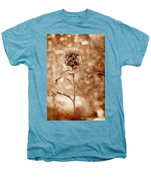 Artichoke Bloom Men's Premium T-Shirt