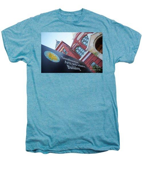 Arts And Industry Museum  Men's Premium T-Shirt