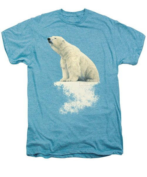 Something In The Air Men's Premium T-Shirt by Lucie Bilodeau