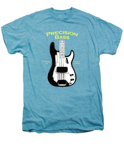 Fender Precision Bass 58 Men's Premium T-Shirt by Mark Rogan