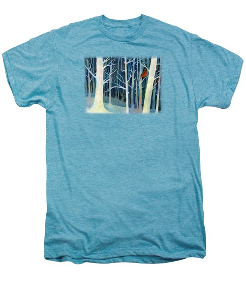 Quiet Moment Men's Premium T-Shirt by Hailey E Herrera