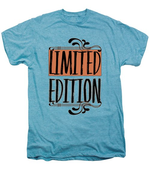 Limited Edition Men's Premium T-Shirt
