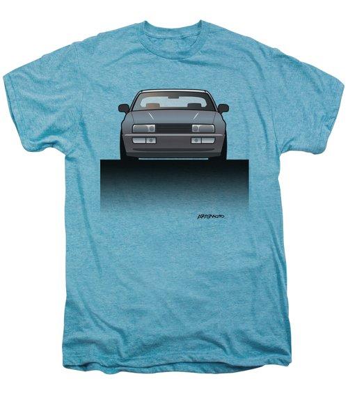 Modern Euro Icons Series Vw Corrado Vr6 Men's Premium T-Shirt