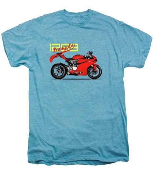 Ducati Panigale 1299 Men's Premium T-Shirt by Mark Rogan