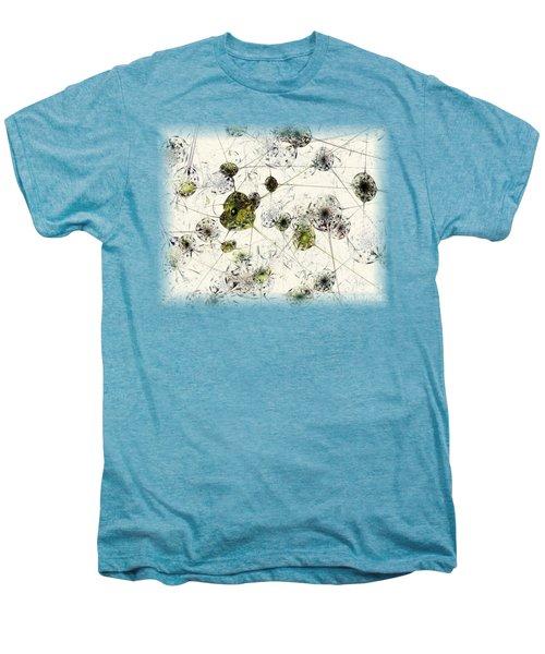 Neural Network Men's Premium T-Shirt by Anastasiya Malakhova