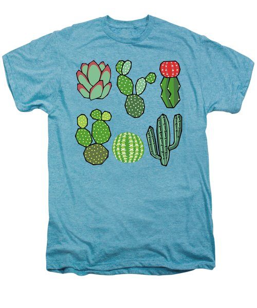 Cacti Men's Premium T-Shirt