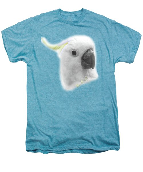 Three Cockatoos Men's Premium T-Shirt
