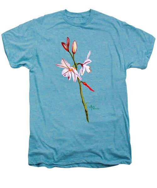 A Single Lily Men's Premium T-Shirt
