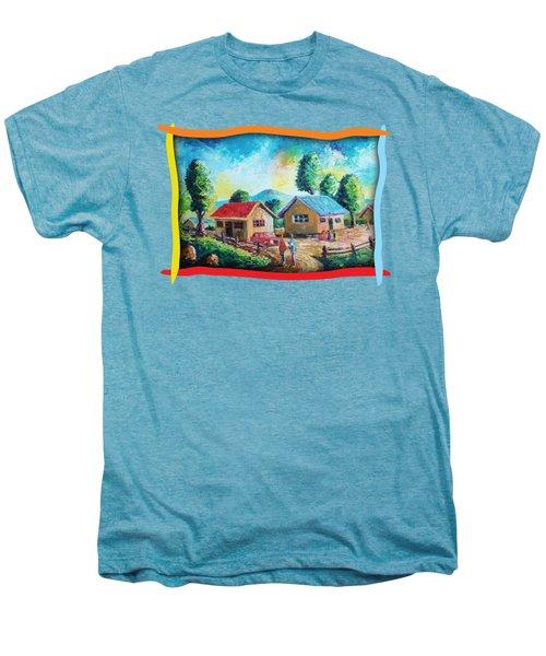 Hanging Around Men's Premium T-Shirt