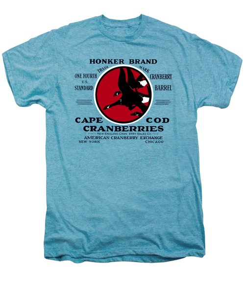 1900 Honker Cranberries Men's Premium T-Shirt by Historic Image