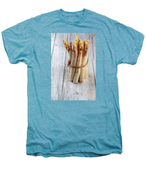 Asparagus Men's Premium T-Shirt by Nailia Schwarz