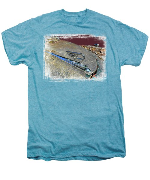 Austin A40 Somerset Flying A Men's Premium T-Shirt by Nick Kloepping