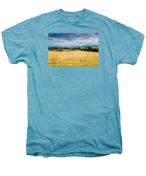 Autumn Field Men's Premium T-Shirt