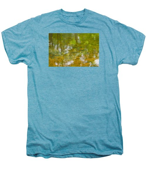 Autumn Reflections Men's Premium T-Shirt