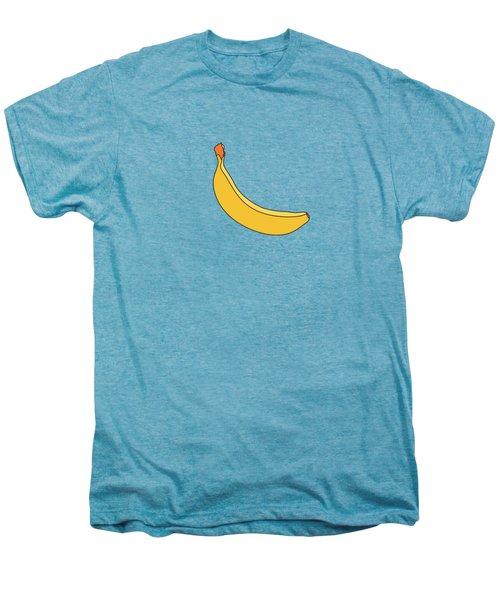 B-a-n-a-n-a-s Men's Premium T-Shirt by Elizabeth Tuck
