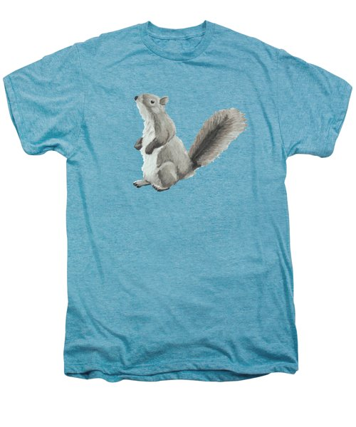 Baby Squirrel Men's Premium T-Shirt by Dominic White