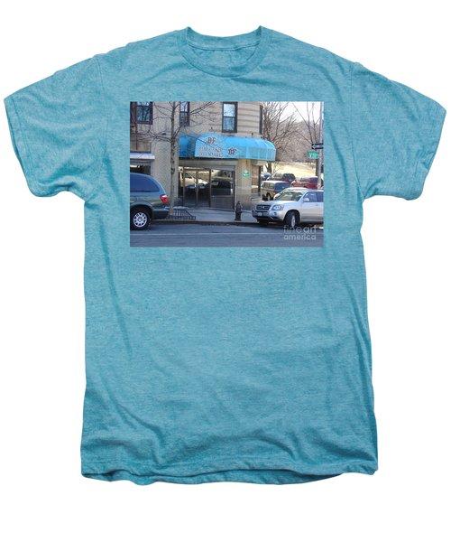 Baker Field Deli Men's Premium T-Shirt by Cole Thompson