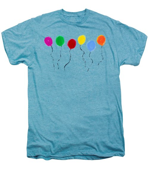 Balloons  Men's Premium T-Shirt