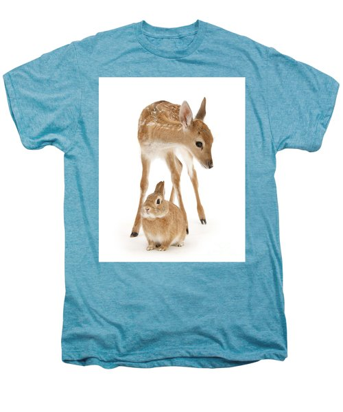 Bambi And Thumper Men's Premium T-Shirt