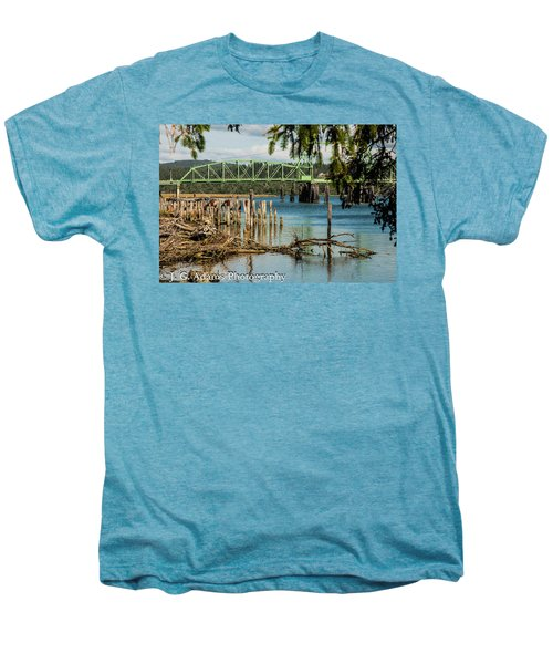 Bandon Drawbridge Men's Premium T-Shirt