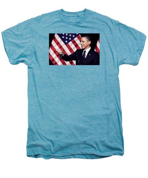 Barack Obama Men's Premium T-Shirt