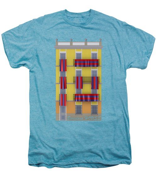 Barcelona House Men's Premium T-Shirt