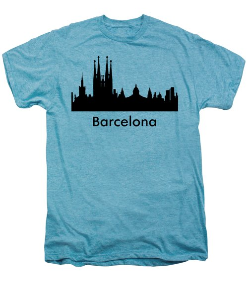 Barcelona Men's Premium T-Shirt