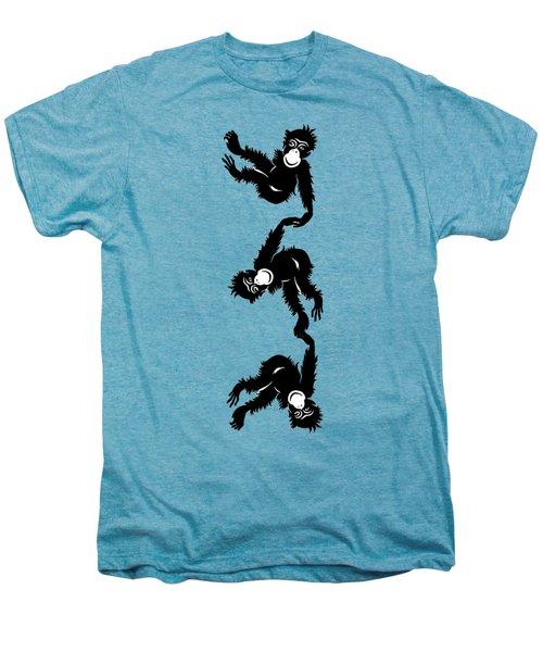 Barrel Full Of Monkeys T-shirt Men's Premium T-Shirt