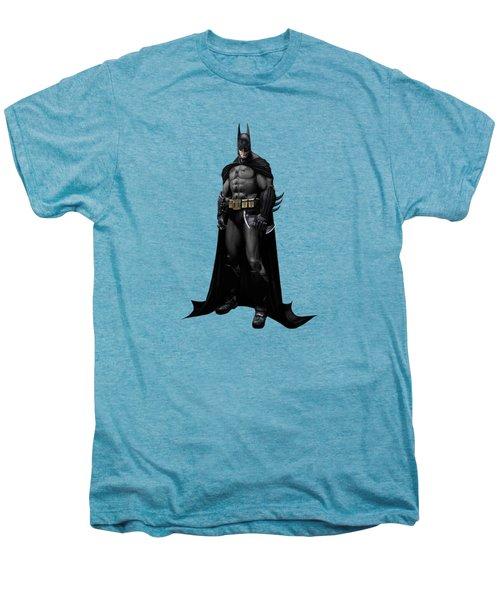 Batman Splash Super Hero Series Men's Premium T-Shirt by Movie Poster Prints