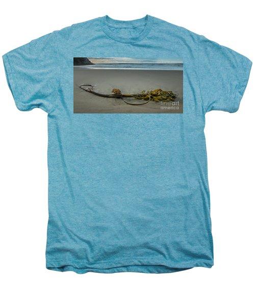 Beach Bull Kelp Laying Solo Men's Premium T-Shirt