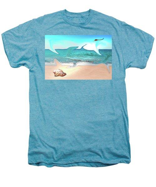 Beach Dream Men's Premium T-Shirt