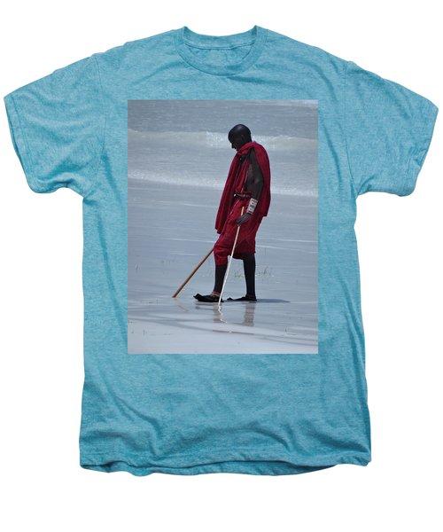 Beach Maasai Men's Premium T-Shirt