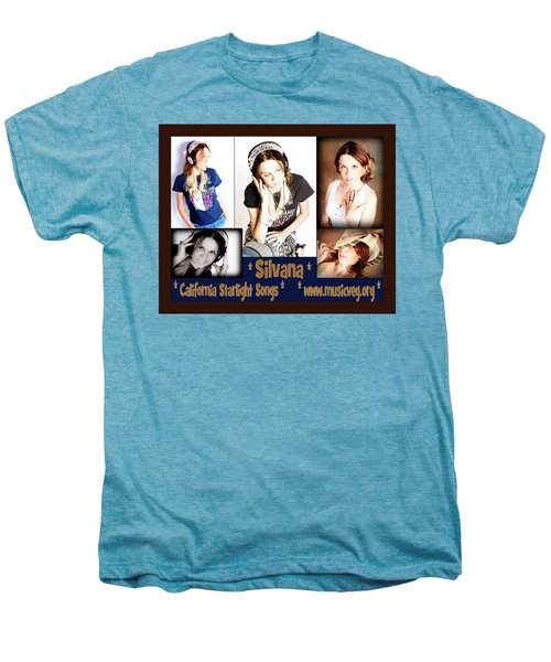 Beautiful Images Of Hot Photo Model Men's Premium T-Shirt by Silvana Vienne