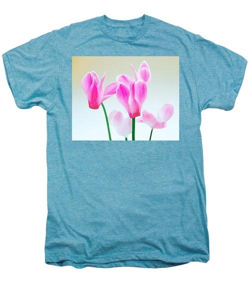 Beautiful Pink Men's Premium T-Shirt