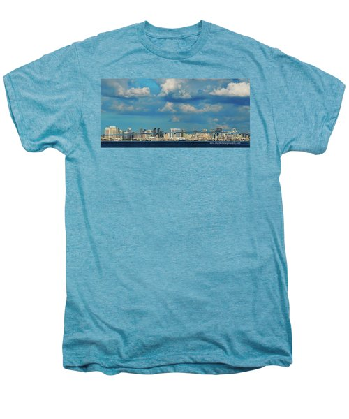 Behind The Bridge Men's Premium T-Shirt