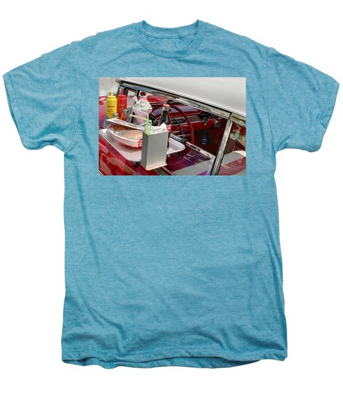 Bel Air 1956. Miami Men's Premium T-Shirt