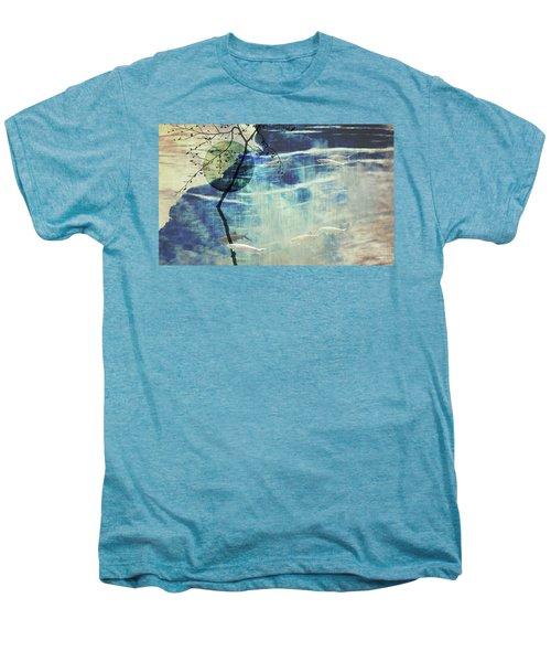 Believe Men's Premium T-Shirt by AugenWerk Susann Serfezi