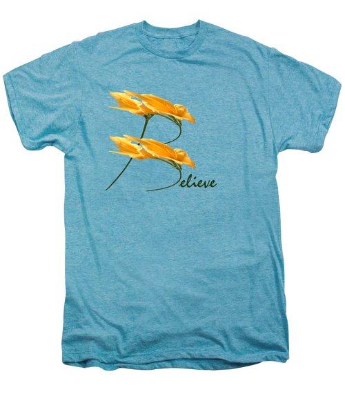 Believe Shirt Men's Premium T-Shirt